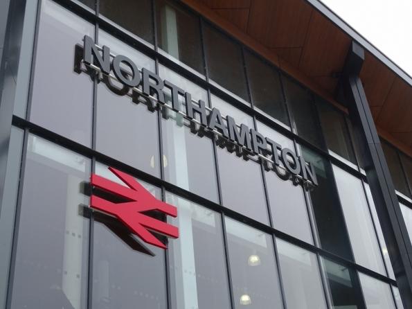 Northampton railway station