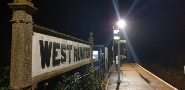 West Runton railway station