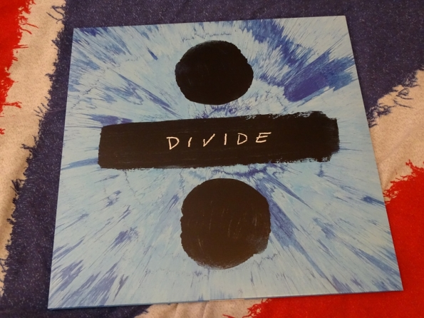 Divide, by Ed Sheeran