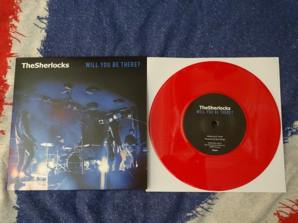 Will You Be There 7-inch single, by The Sherlocks
