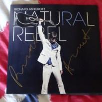 Natural Rebel, Richard Ashcroft