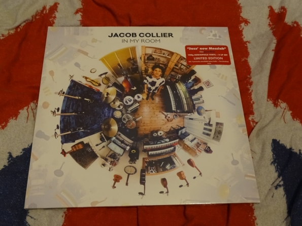 In My Room, by Jacob Collier