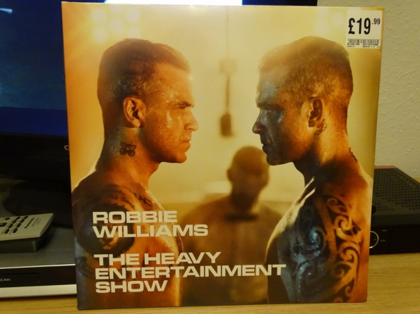 The Heavy Entertainment Show, by Robbie Williams