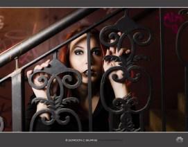 Silvia 11 - Camden fashion shoot