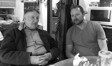 with Mark Hewitt 2014