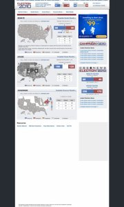 2010 Elections Affiliates Widget