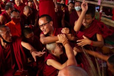 Monks Debate