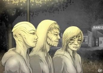 mutant trio small