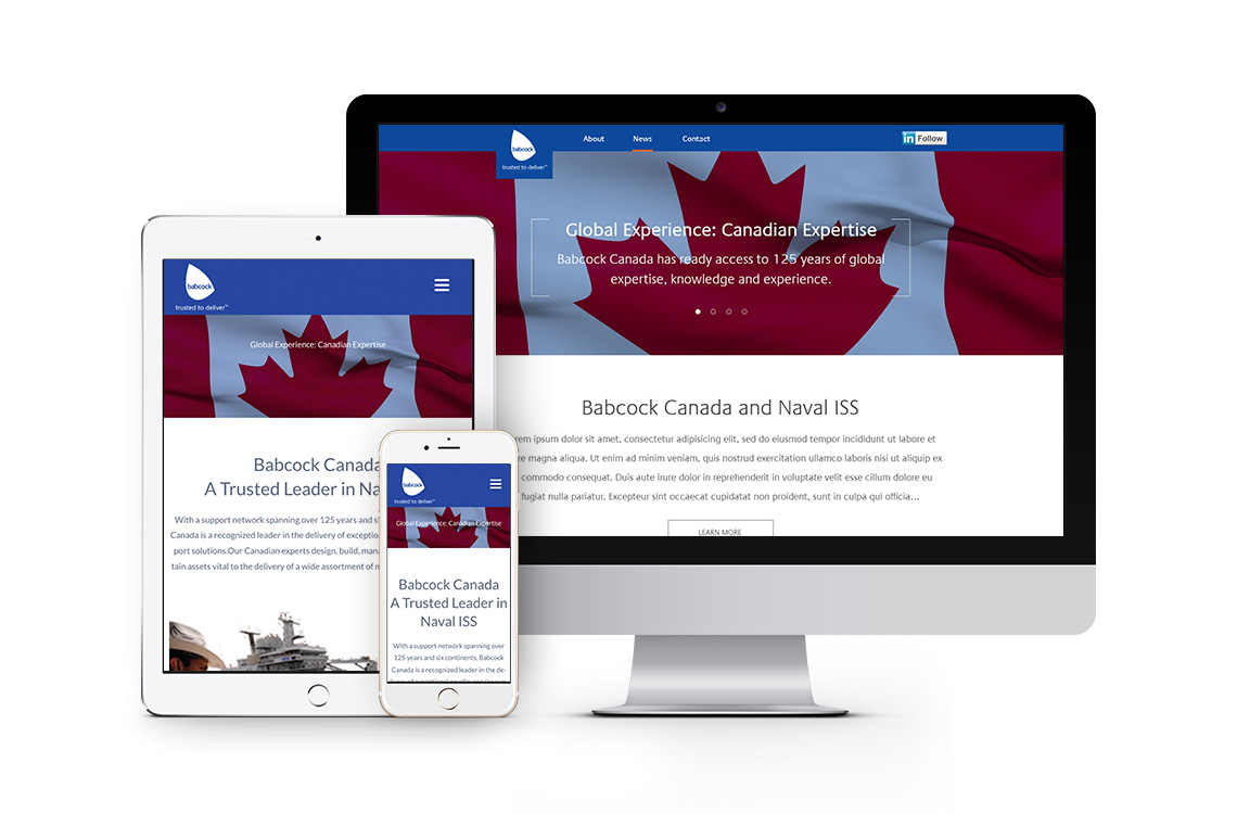 Babcock Website