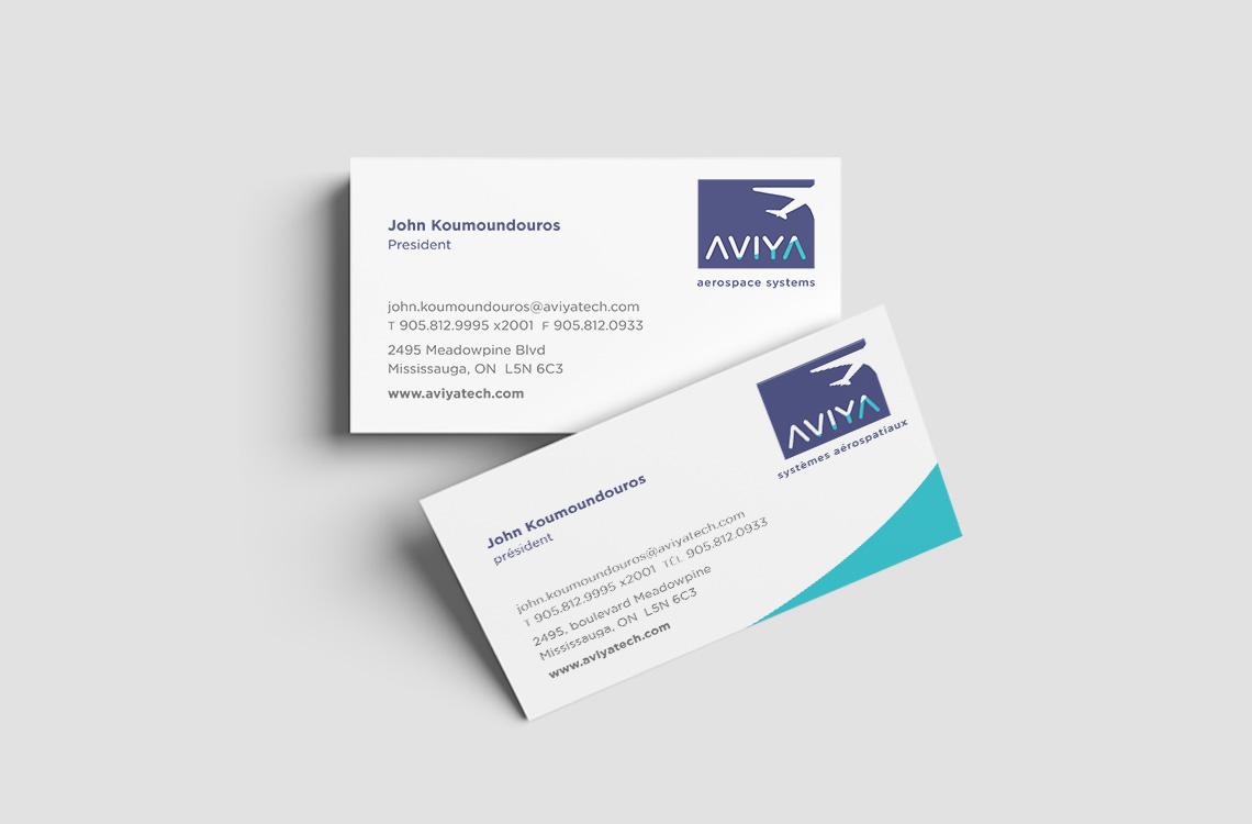 2-AVIYA-Business-card · gordongroup
