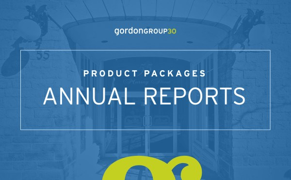 Annual Report Header