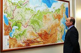 Photo Putin Eurasia Strategy