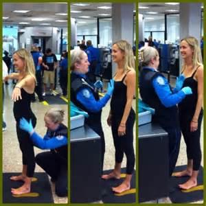 photo TSA check