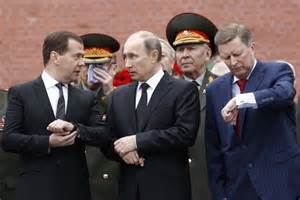 photo putin and coup