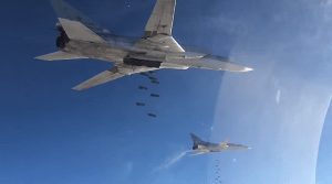 photo Russia air strikes in Syria