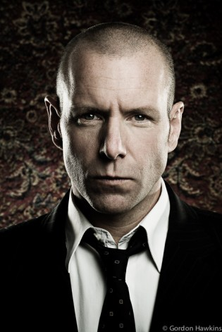 Hugh Dillon, Headstones, Flash Point, editorial, advertising, portrait photographer, photography, Gordon Hawkins Photographer