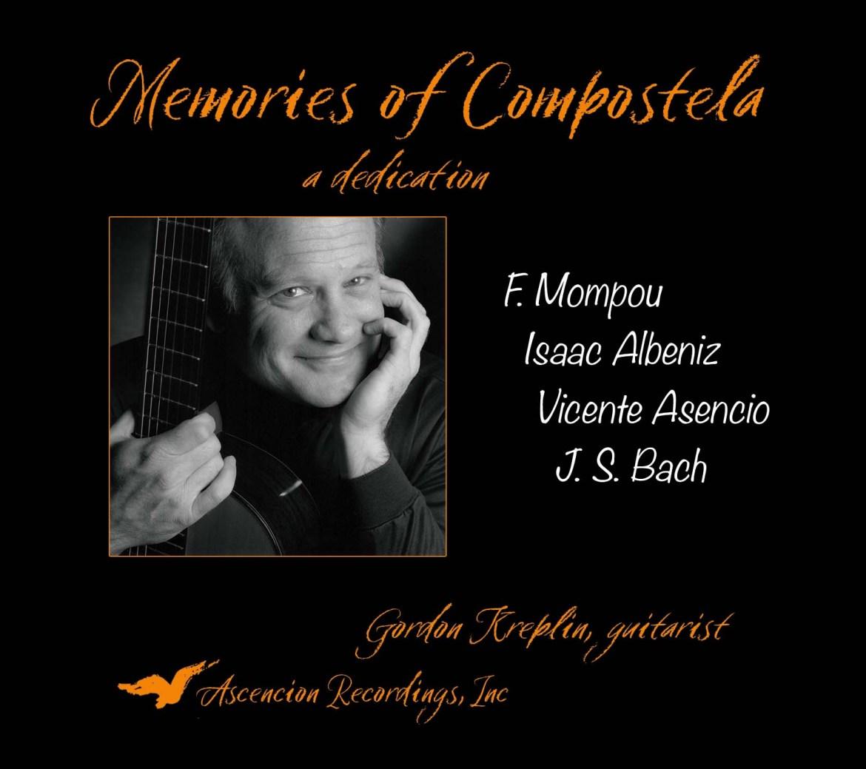 Memories of Compostela CD cover