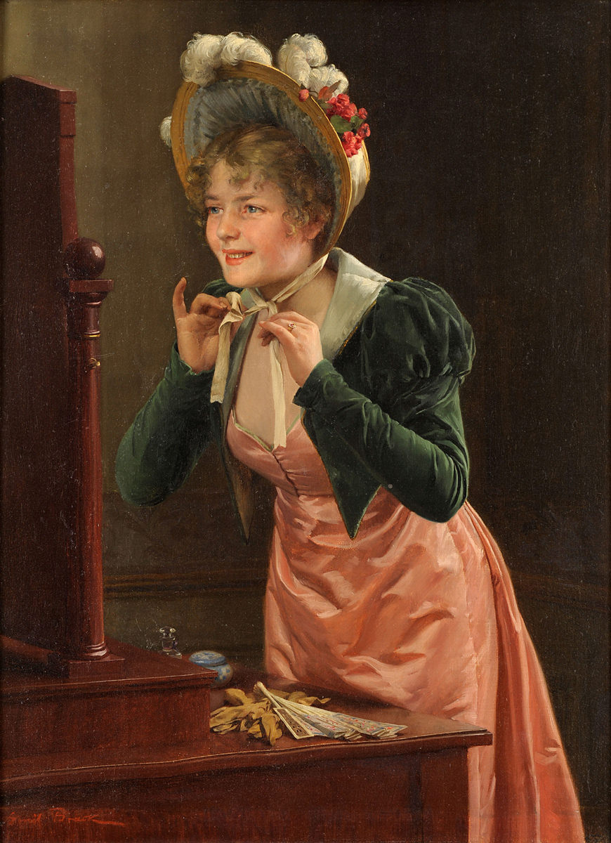 Emil Brack - The bonnet