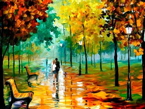 Осень на полотнах художников: пять мастеров ...
