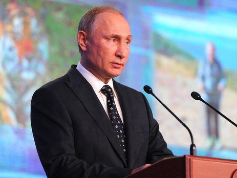 Путин заявил, что некоторые украинские олигархи ...