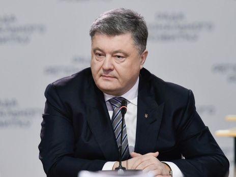 Порошенко выразил соболезнования родным Бориса Олейника ...