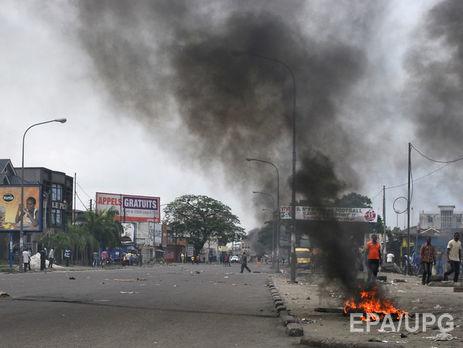 В ДР Конго вспыхнули протесты после отмены президентских ...