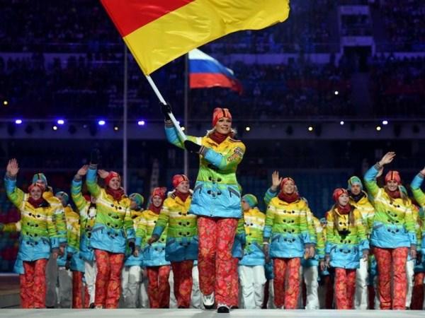 Костюмы олимпийской сборной Украины попали в рейтинг ...
