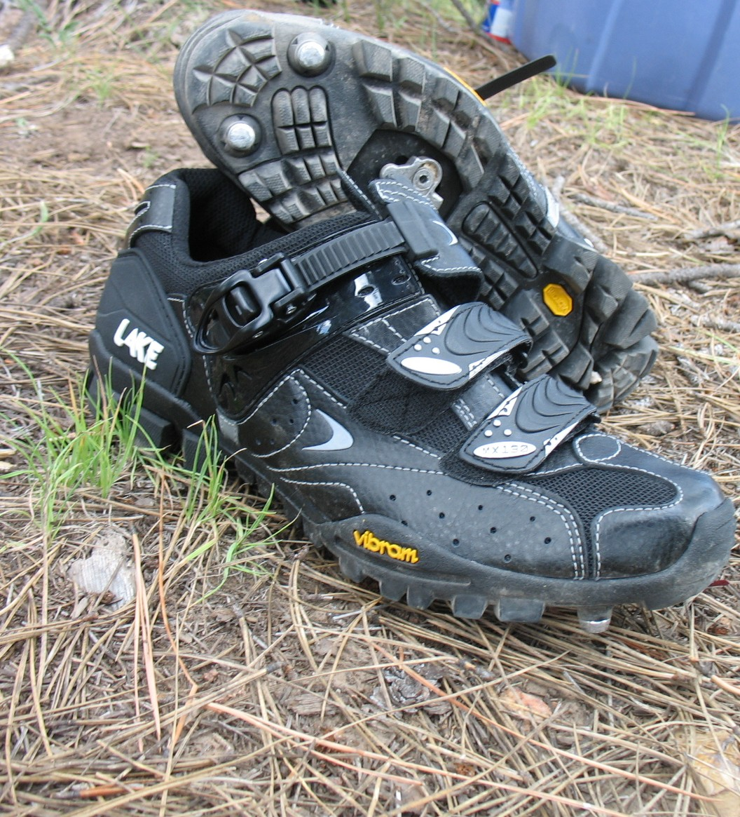 I just love my Lake MX190's.  Yes, that is a VIBRAM sole!  Cabin Loop rated.