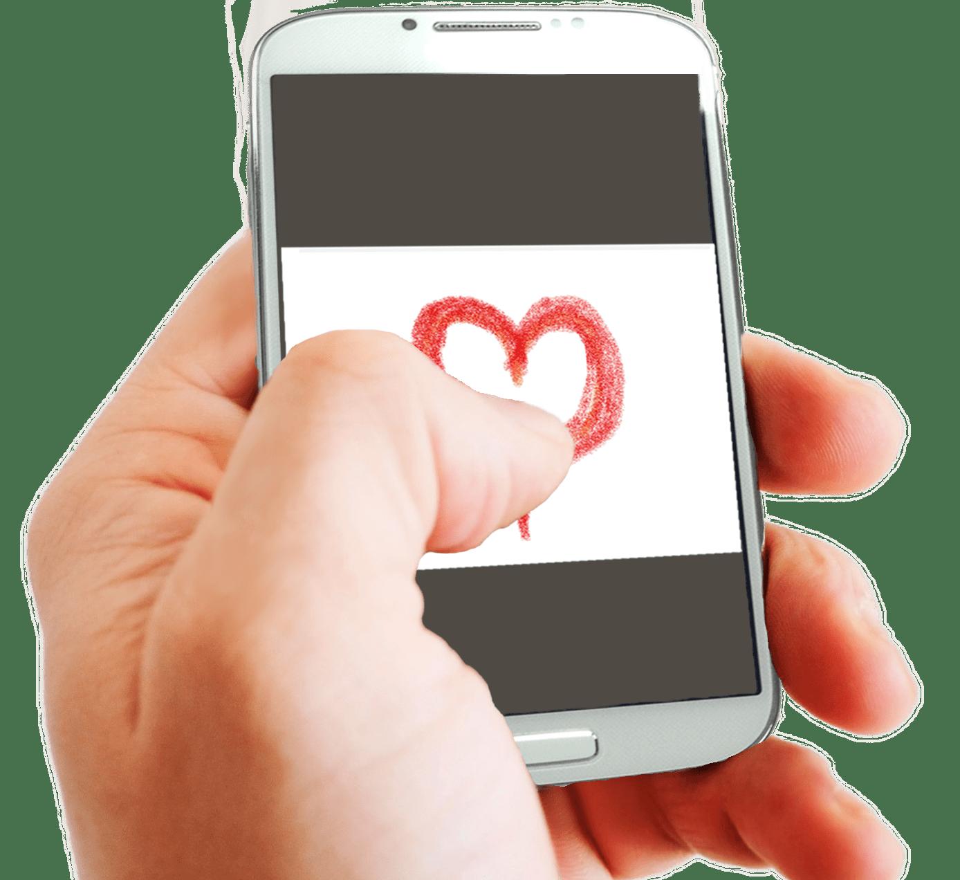 Image result for smartphone love