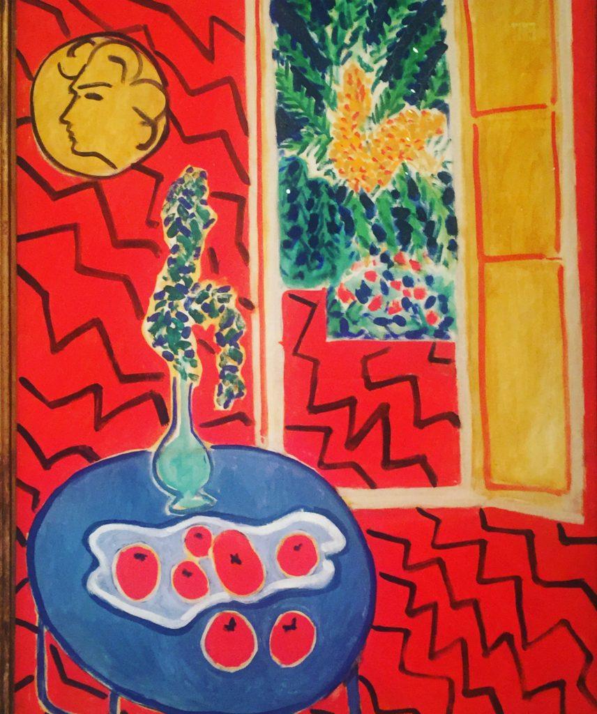 You Me And Henri Matisse Spring 2017 Samantha Gore