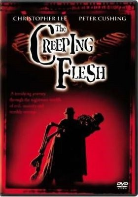 creeping flesh dvd cover