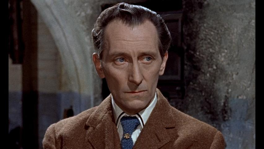 peter cushing creeping flesh still