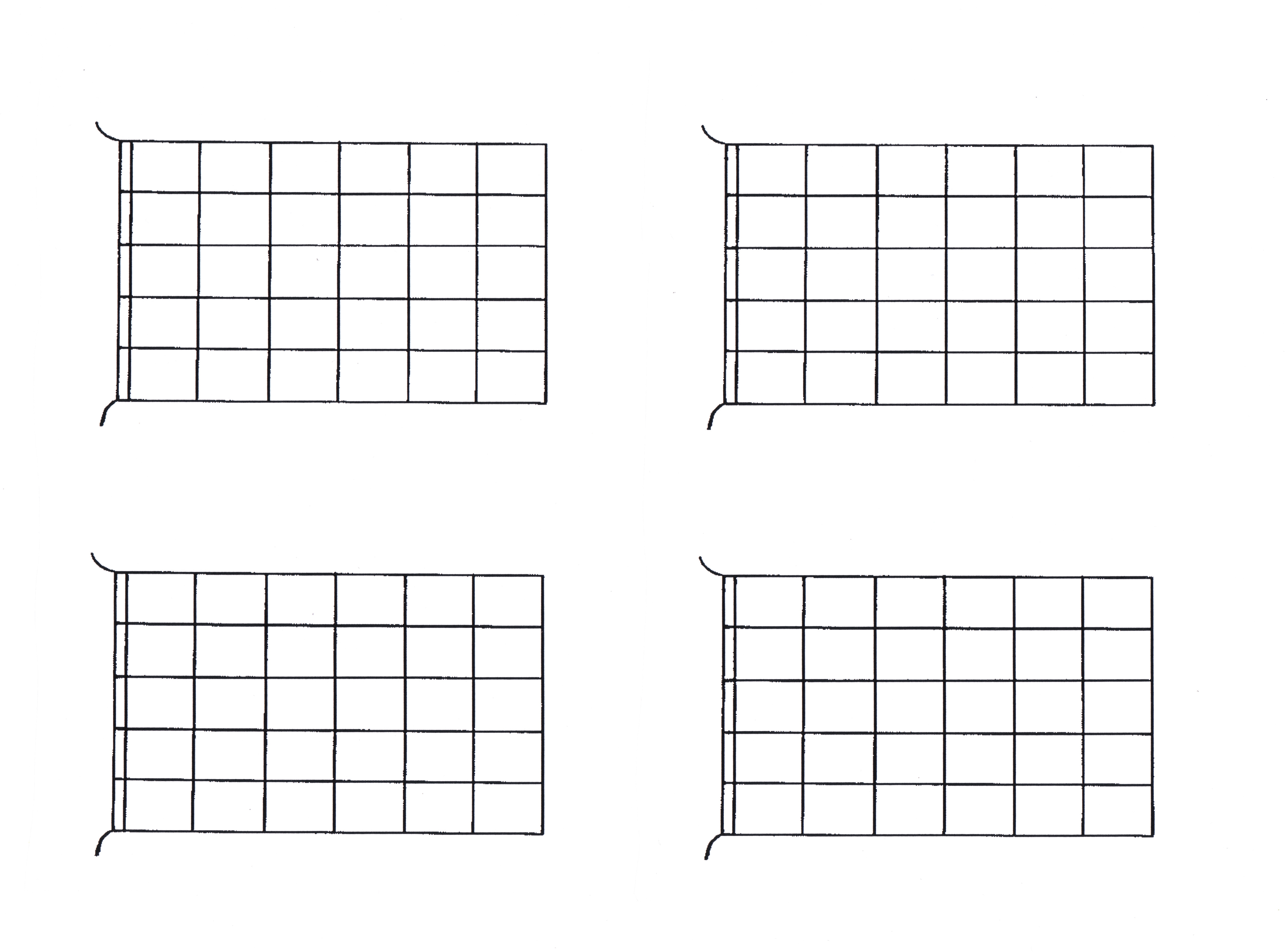 Guitar Fretboard Worksheet Builder