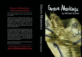 Cover Wrap for Grave Markings X (2004)