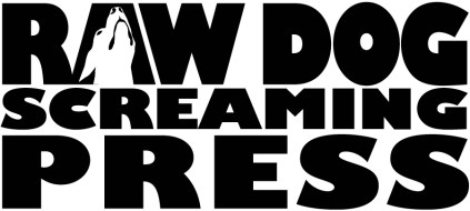 Logo for Raw Dog Screaming Press