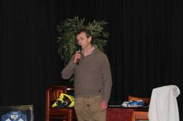 Phil Skelton from Staying Alive @ 1.5 - GCC Launch, 28-11-2014