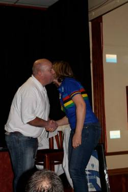 Gorey Cycling Club Launch, 28-11-2014