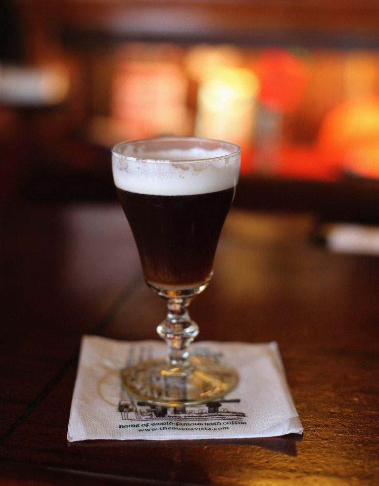 The Buena Vista Hotel, in San Francisco, California, introduced Irish Coffee to America
