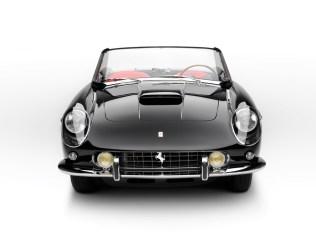 1962 Ferrari 400 Superamerica Cabriolet Pininfarina SWB 4