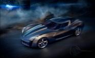 Chevrolet Corvette Stringray Concept