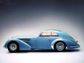 004 1938 alfa romeo 8C 2900B Lungo Touring Coupe
