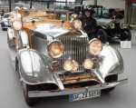 Germany - Oldtimer trade fair 'Retro Classics' - Rolls-Royce Phantom II