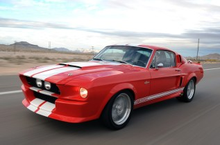 classic recreations shelby gt500CR 1