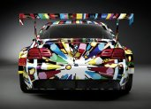 00 2010 M3 GT2 - Jeff Koons