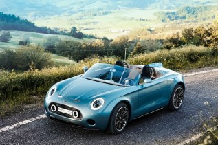 2014 Mini Superleggera Vision Concept 3