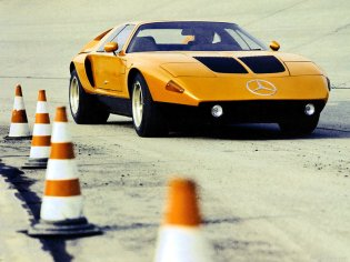 Mercedes Benz C111 II - 2