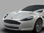 aston martin front grill