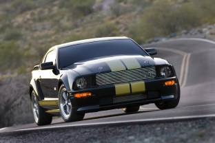 2006 Ford Shelby GT-H: Ford, Shelby and Hertz revealed the 2006 Ford Shelby GT-H this week at the New York Autoshow. (04/12/2006)