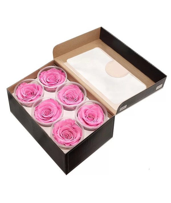 Pink roses order online,best quality forever roses