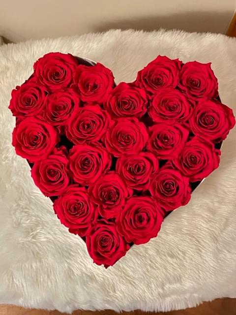 Red roses Ecuador